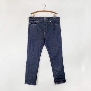 J.Crew 770 Japan Kurabo Denim Straight Jeans 38x32